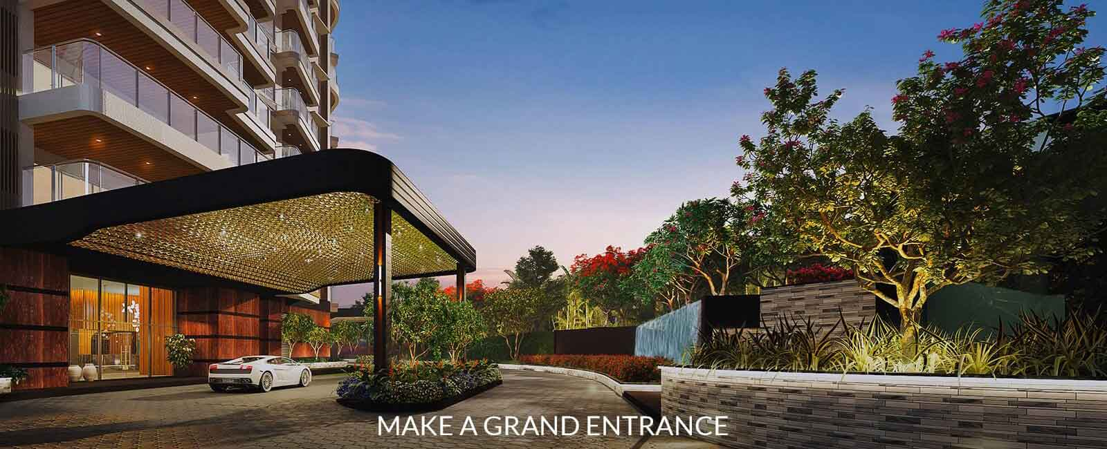 high end residential projects in Bangalore