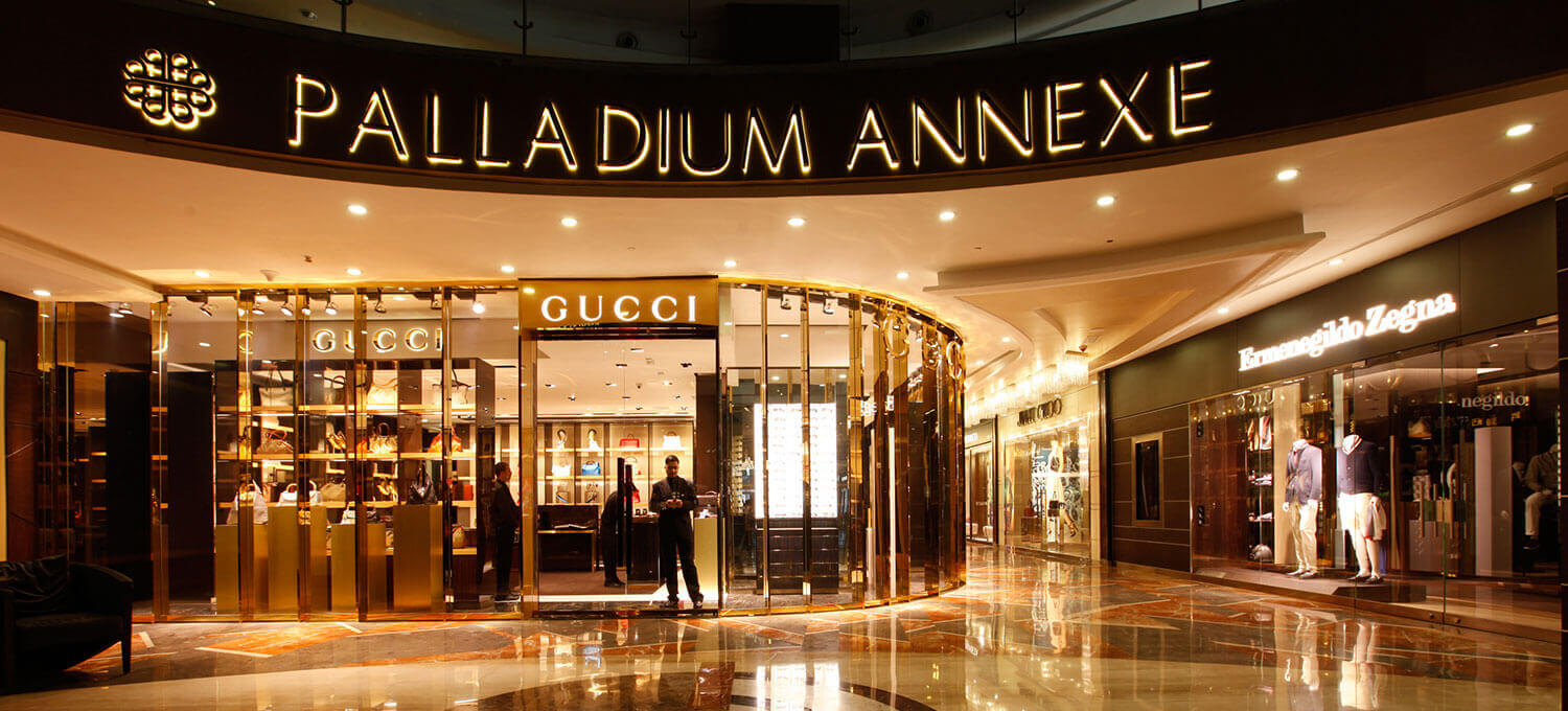 Image of Palladium - Most luxurious mall in Mumbai by Phoenix group