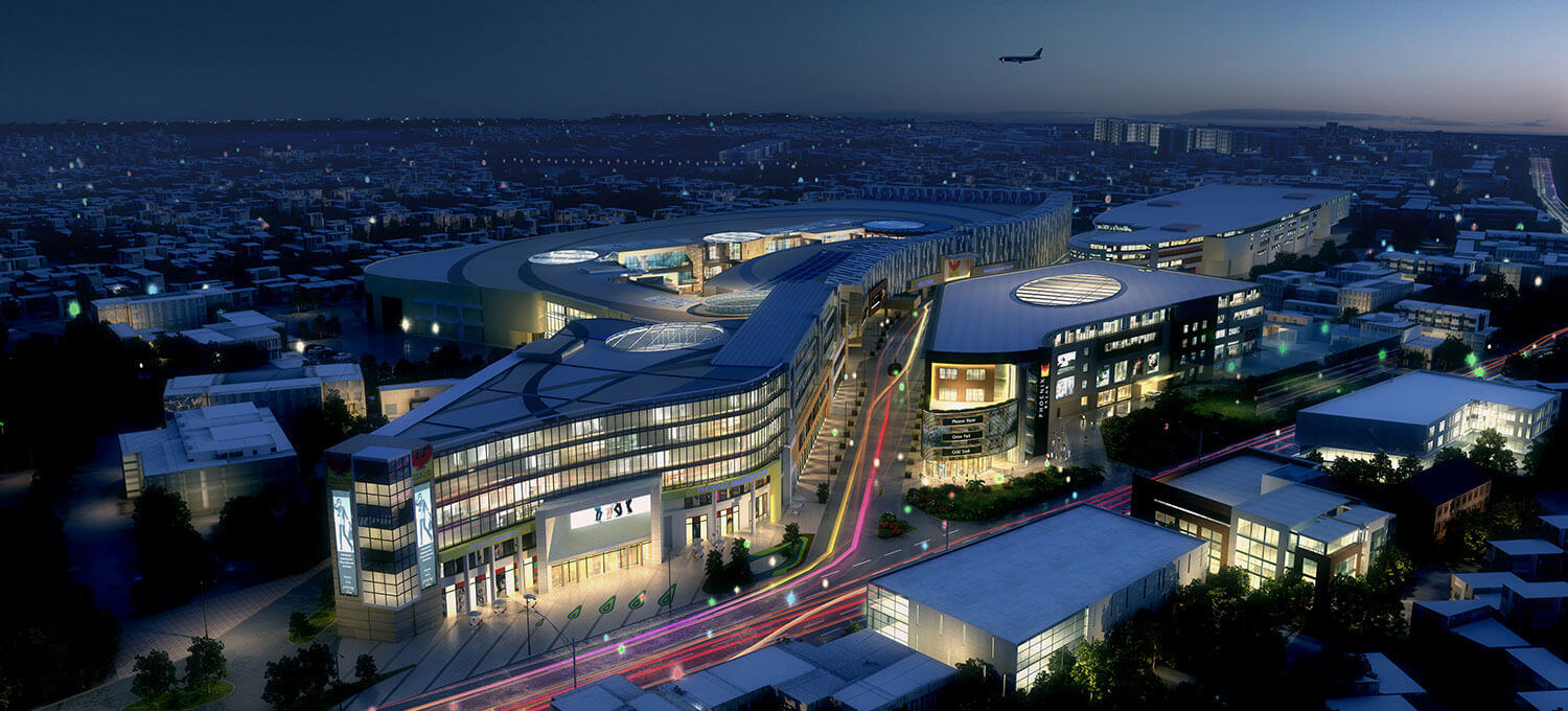 Image of Phoenix Marketcity - Largest premium lifestyle shopping mall, in India
