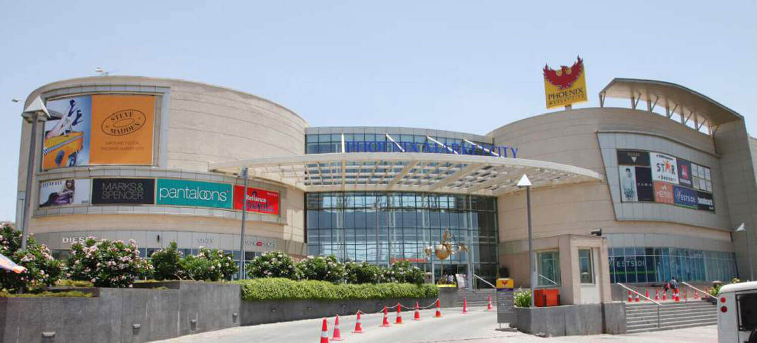 Image of Phoenix Marketcity - Pune - Biggest shopping mall in Pune